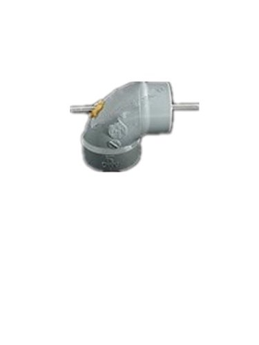 Trinity 82104-1 Air Metering Elbow by NTI -- NY Thermal, Inc.