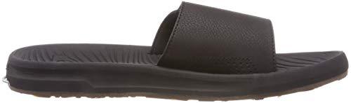 Slide Xkkc brown Plage De Noir Chaussures black Combo black Piscine Oasis Quiksilver Homme Travel wqxOgTwB
