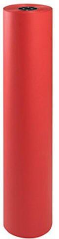 Pacon Rainbow Lightweight Duo-Finish Kraft Paper (Scarlet) 1 pcs sku# 1837810MA