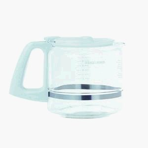 (Black & Decker 12-cup Carafe White)