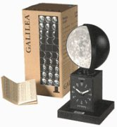 Galilea Moon Phase Calendar and Clock