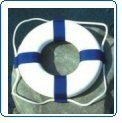 PoolMaster 19'' Lifestyle Foam Ring Buoy-55553