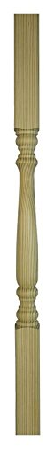 Deck Spindle (Balusters Thick Wood)