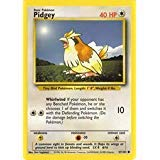 Pidgey - 57/102 - Common - Unlimited Edition - Base Set