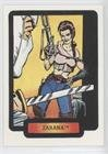 Zarana (Trading Card) 1987 Comic Images G.I. Joe Files, used for sale  Delivered anywhere in USA