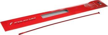 Fulcrum Race - Fulcrum Race 0 2-Way Left Rear Spoke/Nipple 276mm Red