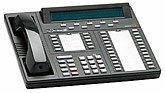 Avaya Definity 8434DX Telephone Black