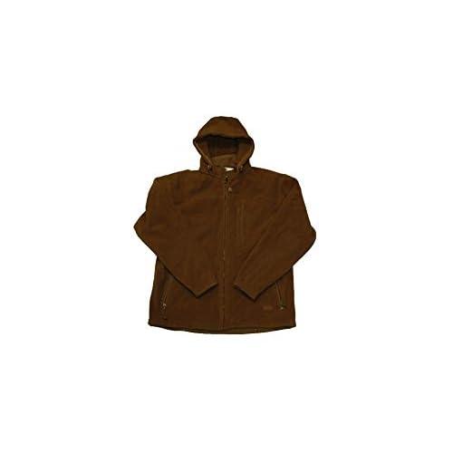 Image of Ammunition & Magazine Pouches Boyt Harness HU219 Fleece Hooded Jacket BRN L One Size