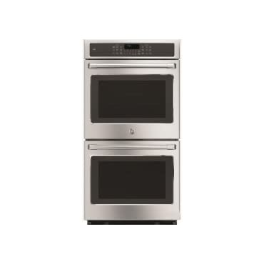 GE CK7500SHSS Cafe 27 Stainless Steel Electric Double Wall Oven Convection