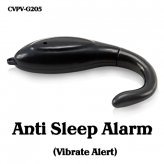 Anti Sleep Alarm with Vibrate Alert (Drivers, Security Guards)