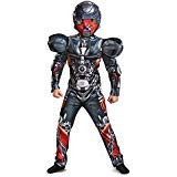 Disguise Child Boys Transformers Movie Hot Rod Muscle Costume (Large 10/12) ()