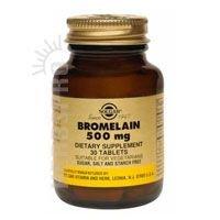 Bromelain 500mg 60 Tabs 3-Pack