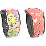 - Disney Parks MagicBand 2.0 - Link It Later Magic Band - Tinkerbell