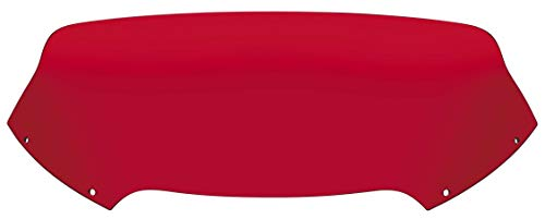 (Memphis Shades MEP86002 Ruby Windshield (Spoiler Replacement For Oem Fairings Shield Fltr Road Glide 2015-2016 6