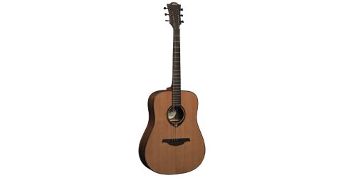 LAG T300D Stage Series Dreadnought Acoustic Guitar -  Korg USA Inc.
