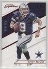 (Tony Romo #70/149 (Football Card) 2016 Panini Prime Signatures - [Base] - Prime Proof Red #56)