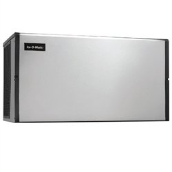 Ice-O-Matic ICE1807FW Water Cooled Full Cube Ice Machine (Up to 1779 lbs per 24 hrs) 208-230V/60/3Ph