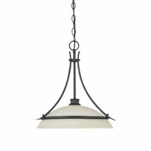 Designers Fountain 96932-ORB Montego Down Pendant, Oil Rubbed Bronze (Down Orb Pendant)