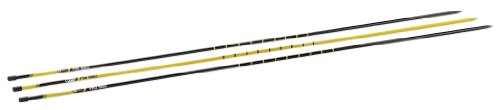 Golf Swing Stick (SKLZ Pro Rods Golf Trainer - 3-Rod Alignment Set)