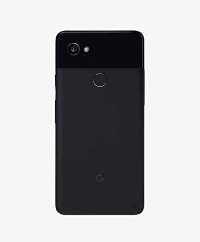 Google Pixel 2 XL 128GB - 4G LTE GSM Factory Unlocked, Google Edition - International Model - Black