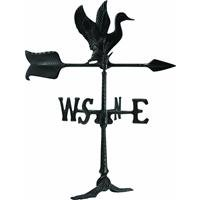 Whitehall Products WV3-A-71SR-BKND Duck Weathervane - Whitehall Products Duck