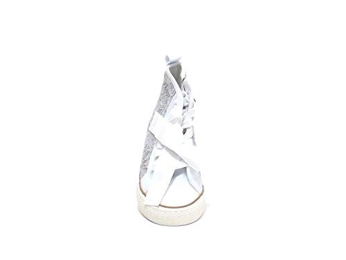 TWIN SET , Mädchen Sneaker weiß Bianco