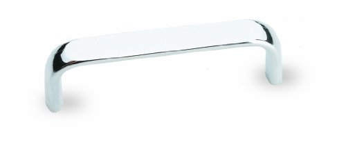 Laurey 40826 3-Inch Solid Brass Pull, Polished Chrome