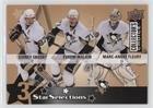 Sidney Crosby; Evgeni Malkin; Marc-Andre Fleury (Hockey Card) 2009-10 Upper Deck Collector's Choice - [Base] #224