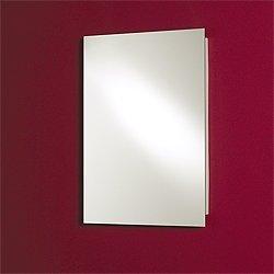 Jensen B7233 Focus 2-Door Medicine Cabinet with Polished Mirror, 16-Inch by 22-Inch by Jensen