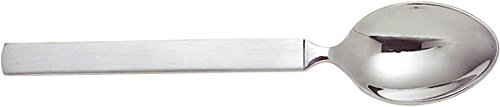 Alessi 4180/8''''Dry'' Coffee Spoon, Silver by Alessi