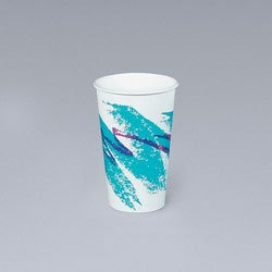 (Solo 10 Oz Hot Paper Cups, Jazz Design, Pack of 1000 (SCC370JZJ) Category: Paper Cups)