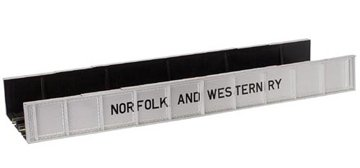 Atlas HO Scale Code 100 Plate Girder Bridge Norfolk & - Bridge Plate Atlas Girder
