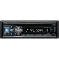 CDE-136BT - Alpine In-Dash CD/MP3 Player with USB, Aux and Bluetooth (98 Cherokee Stereo Alpine)