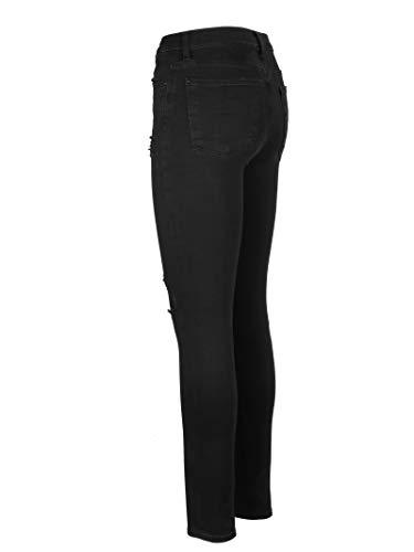 Nero Swza220lj Jeans Cotone 7 For Mankind Donna All TwCHHU0xq