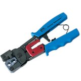 Ideal Industries Telemaster Ratchet Telemaster for Ideal Industries RJ11 Modular Plugs