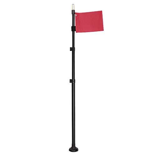 - Festnight Kayak Safety Flag Light Combo Waterproof Light Lamp for Marine Boat Canoe Accessories