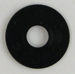PVK8R QSP Works with Dell: Mpf Feed Roller Flange B5460dn B5465dnf B5460 B5465