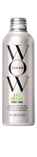 COLOR WOW Cocktail - Bionic Tonic , Kale, 6.7 Fl Oz (Apple Cider Vinegar On Hair Before And After)