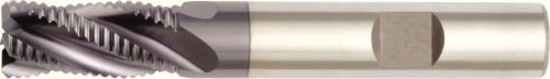 WIDIA Hanita 620805014 6208 GP Plus Roughing//Finishing End Mill Uncoated HSS-Cobalt 0.01 Chamfer 4-Flute 0.01 Chamfer 0.188 Cutting Dia WIDIA Products Group 2862729 Weldon 0.188 Cutting Dia RH Cut