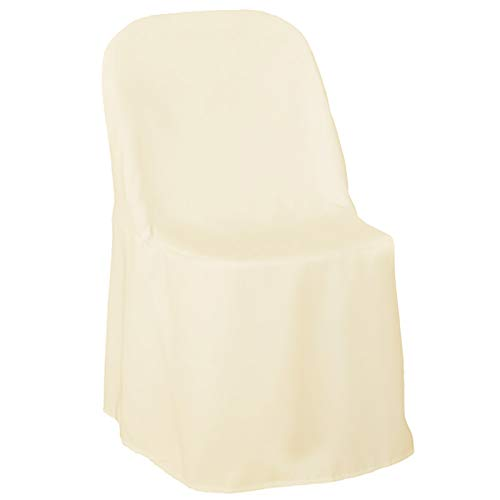 Lann's Linens - 10 Elegant Wedding/Party Folding Chair