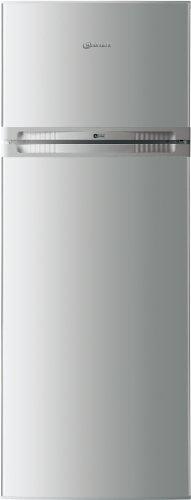 Bauknecht KDA 2473 A2+ IO Kühl-Gefrier-Kombination / A++ / Kühlen: 187 L / Gefrieren: 40 L / Inox / Abtauautomatik