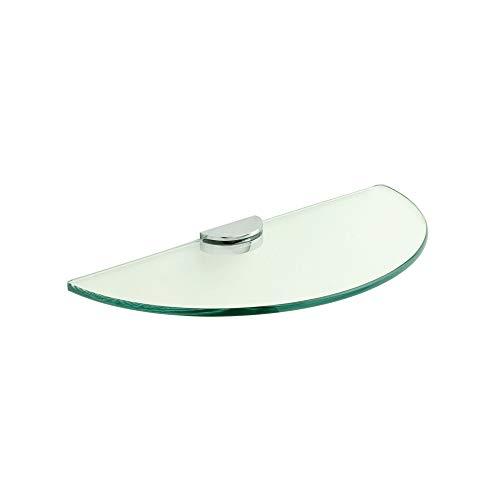 Motiv Glass Tray - Motiv 0218T-11-10/PC Sine Tray, 3/8