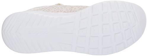 adidas Women's Cloudfoam Pure Running Shoe, Cloud White/Ice Mint, 5 Medium US by adidas (Image #3)