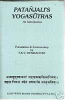Patanjali's Yogasutras: An Introduction pdf epub