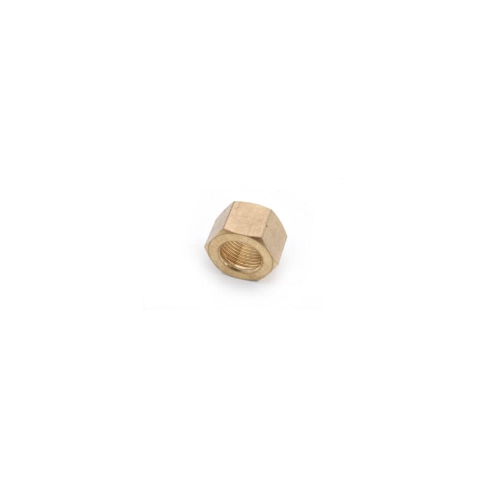 ANDERSON METALS CORP 5/8 Brass Compression Nut Bulk