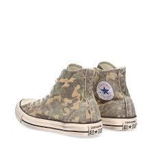 Tela Star Chuck Adulto Alte Taylor Verde Ltd Converse Sneakers Canvas High Unisex All xaqOw1wAz