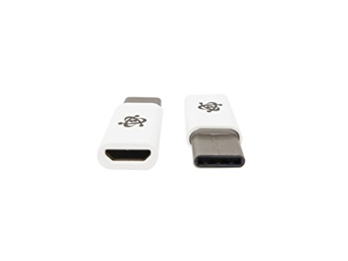 USB-C To Micro USB Adapter By Atom. USB-C  Micro USB  Conver