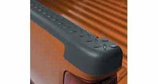 Chevrolet Colorado Rails Bed (2004-2012 Chevrolet Colorado 6' Bed Rail Protectors by GM 12498406)