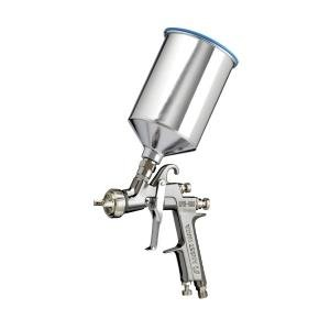Iwata LPH-400-124LV Center Post Gravity Feed HVLP Spray Gun (IWA-5540)