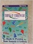 Book Think -It -Through Tiles (Book 1: Phonics, Sounds